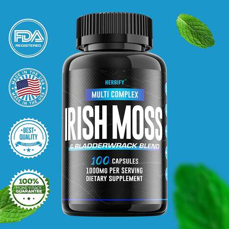 Sea Moss Supplements