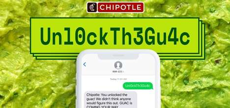 QSR Free Guacamole Promotions