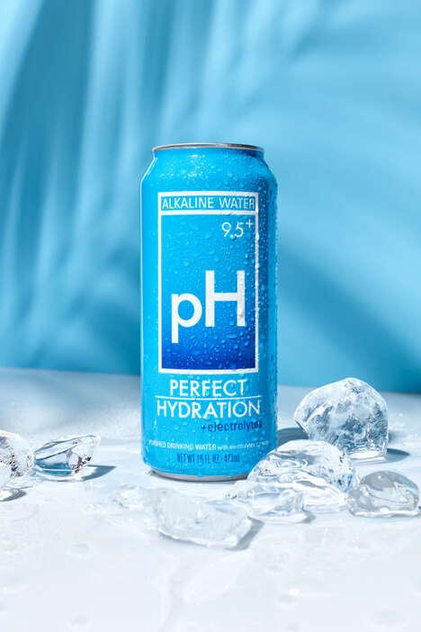 Electrolyte-Enhanced Alkaline Water