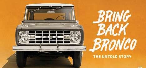 Promotional Automotive Podcasts
