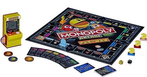 Arcade-Inspired Board Games