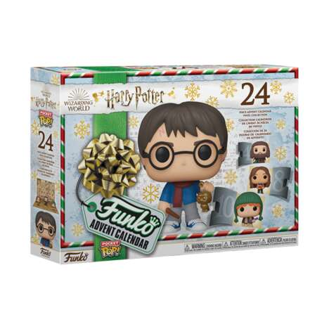 Wizardly Figurine Advent Calendars