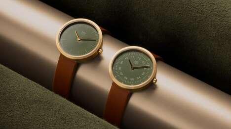 Minimalist Artisan Series Watches