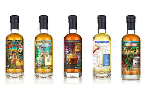 International Spirit Ranges