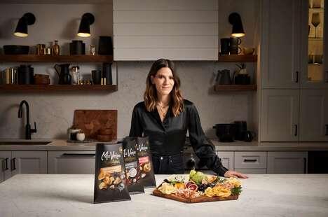 Celebrity Chef Snack Pairings