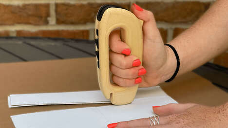Ergonomic Package Openers