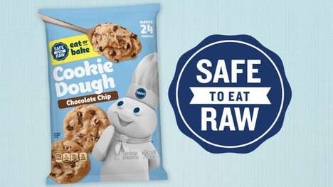 Safe-to-Eat Cookie Doughs