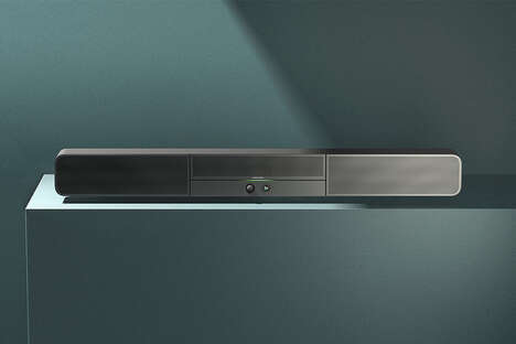 Camera-Integrated Soundbars