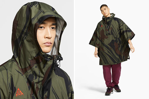Mountain-Inspired Athletic Wear