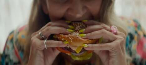 Meatless Burger Commercials