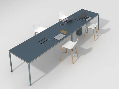 Distancing Meeting Tables