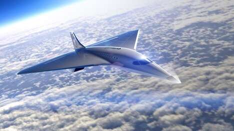High-Speed Concept Aircrafts