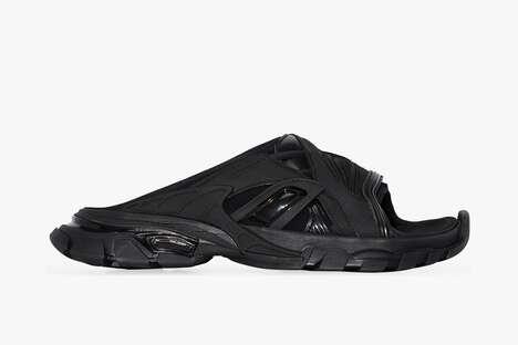 Sneaker-Inspired Slides