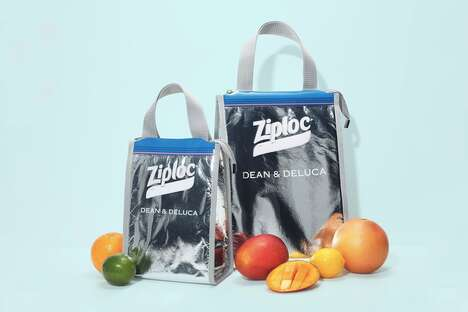 Reusable Nostalgic Lunch Sacks