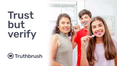 Tracking Toothbrush Devices