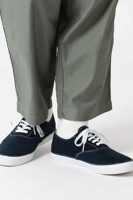 Preppy Premium Spring Footwear