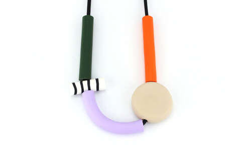Modernist Necklace Accessories
