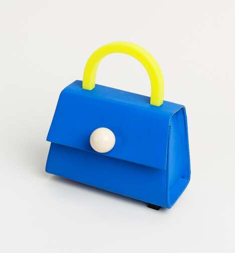 Boxy Colorblocked Bags