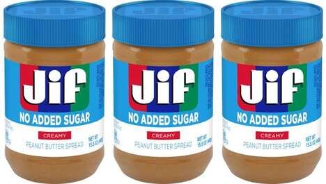 Three-Ingredient Peanut Butters