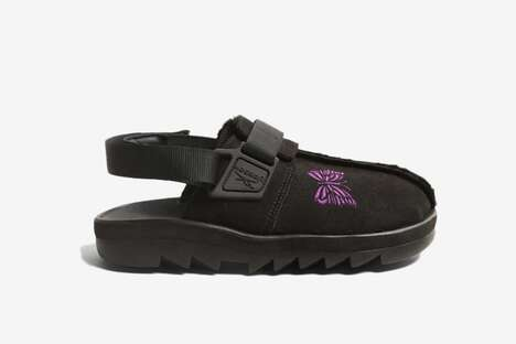 Retro Technical Sandals