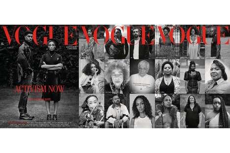 Activism-Focused Magazine Issues