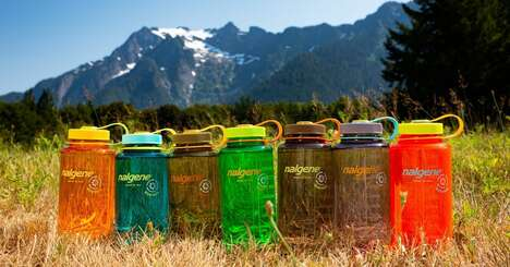 Waste-Reducing Water Bottles