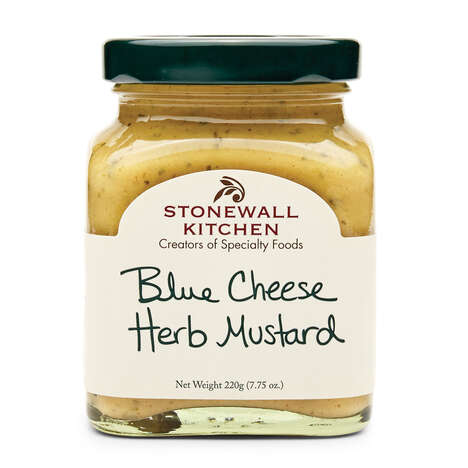 Artisan Blue Cheese Mustards