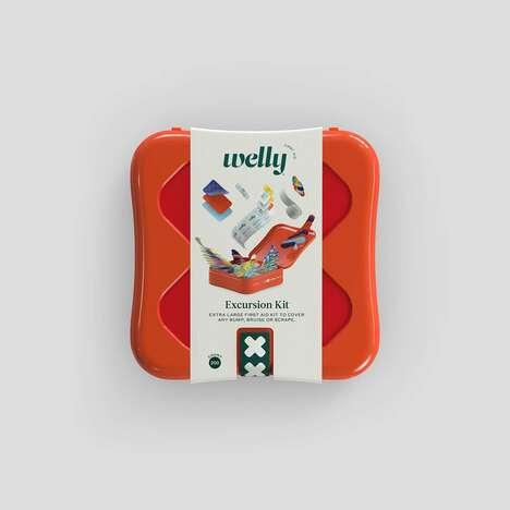 200-Piece First Aid Kits