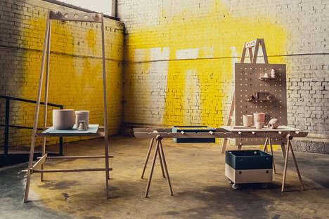 Modular Artistic Furniture Collections
