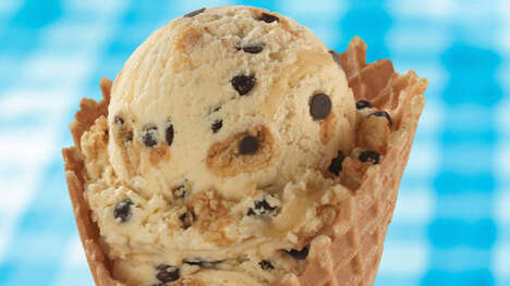 Cookie-Infused Ice Cream Flavors