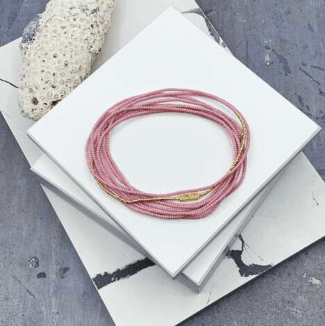 Intention-Focused Jewelry Wraps