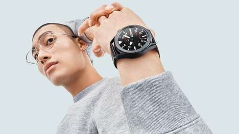 Rotating Bezel Smartwatches