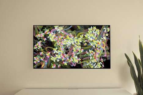 Blooming At-Home Art Instillations