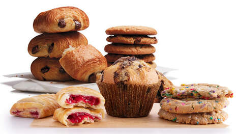 Fresh-Baked Convenience Store Pastries