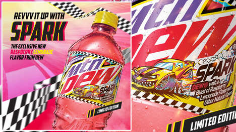 Exclusive Limited-Edition Sodas