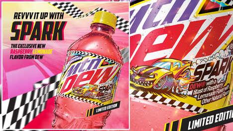 Exclusive Limited-Edition Sodas