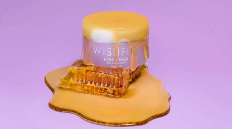 Honey Jelly Moisturizers - Wishful's New Product Offers Instant Hydration & Locks in Moisture