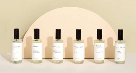 Multi-Use Room Mists - Brooklyn Candle Studio's Fragrance Mists are Body-Safe