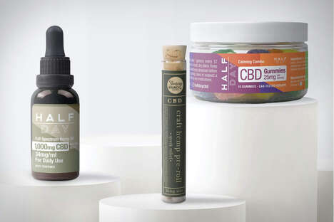 Hemp-Powered Wellness Bundles