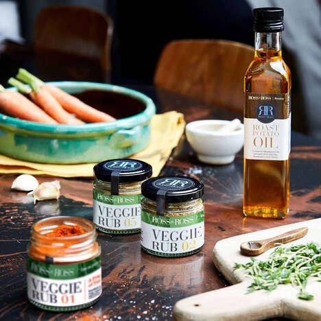 Artisan Vegetable Seasoning Kits