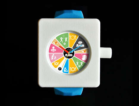Daycare Activity Timepieces