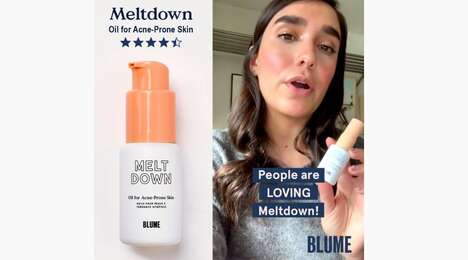 Teen-Centric Skincare Marketing