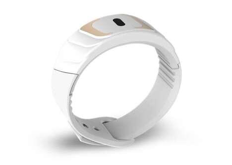 AI-Powered Anti-Snoring Bracelets