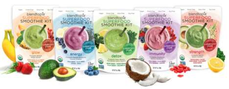 Nutrient-Dense Smoothie Packs
