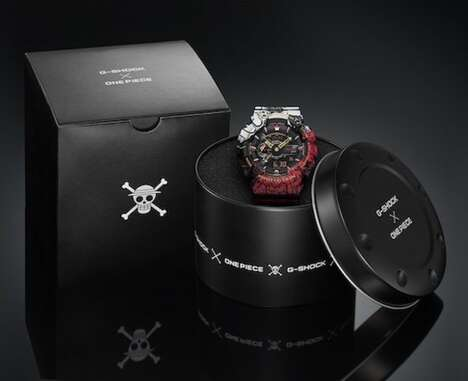 Collaboration Anime Timepieces