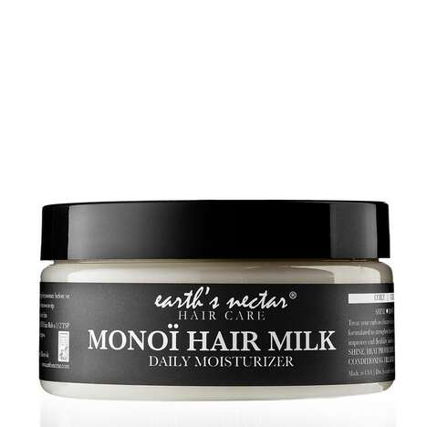 Moisturizing Hair Milks