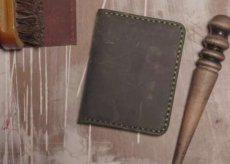 Posh Precision-Crafted Wallets