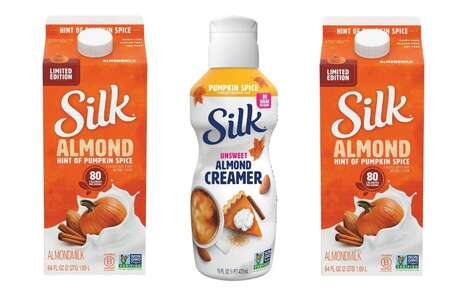 Autumnal Dairy Alternative Products