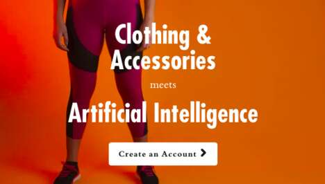 AI-Powered Clothing Marketplaces