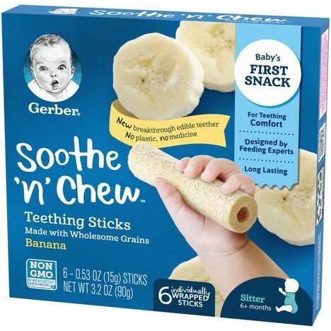 Soothing Teething Sticks